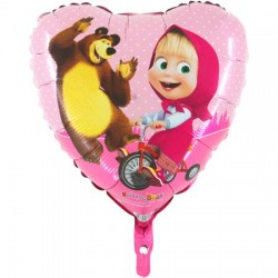 Ballon masha and bear