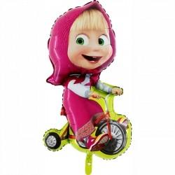 Masha plus vélo