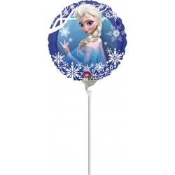 Ballon tige reine des neiges