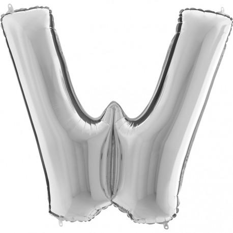 Lettre aluminium a 102 cm