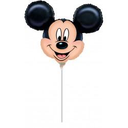 Tige ballon mickey
