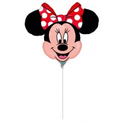 Ballon tige minnie