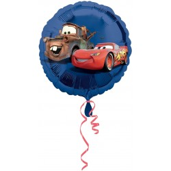 Ballon cars rond