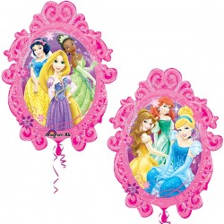 Ballon princesses